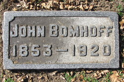 John Bomhoff
