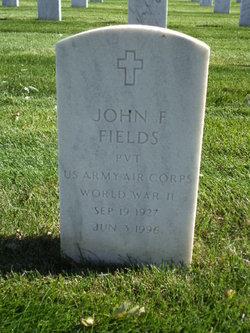 John Frazier Fields