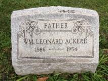 William Leonard Ackerd