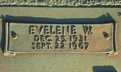 Evelene <I>Wood</I> Tanner