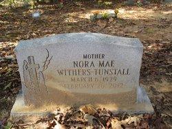 Nora Mae <I>Withers</I> Tunstall