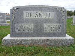 Della <I>Toler</I> Driskell