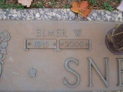 Elmer Willard Sneed