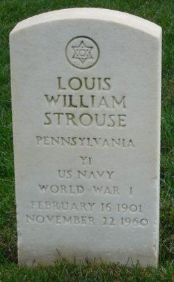 Louis William Strouse