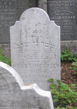 Moses Meckler