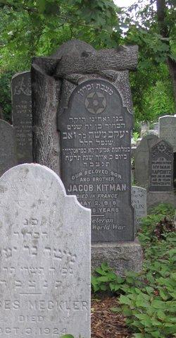 Jacob Kitman