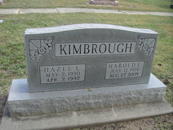 Hazel L Kimbrough