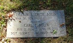Lillian E <I>Smith</I> Bolin