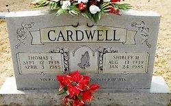 Shirley Jean <I>Morton</I> Cardwell