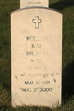 Rollin Ray Brown