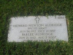 Howard Newton Aldridge