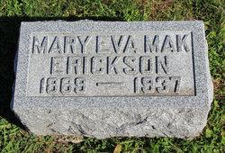 Mary Eva <I>Lyon</I> Erickson