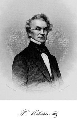 Rev William Adams