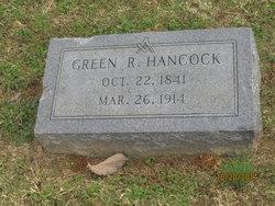 Green R. Hancock