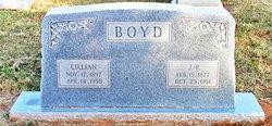 "Joel Pinkney ""Pink"" Boyd"