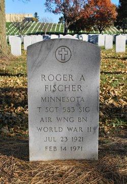 Roger Alan Fischer