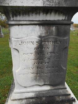 John Smith Currey, Sr