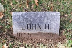 John Henry Voorhees