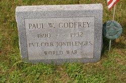 Paul William Godfrey