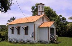 Pohakupuka Congregational Church Graves