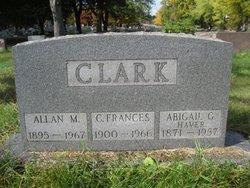 C. Frances Clark