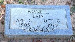 Wayne L. Lain