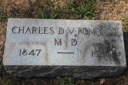 Dr Charles D. V. Romondt