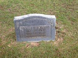 Wesley Roberts