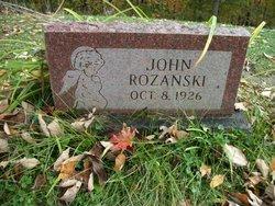 John Rozanski