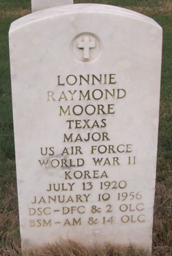 Lonnie Raymond Moore