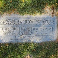 Clyde Garn Barrow, Jr