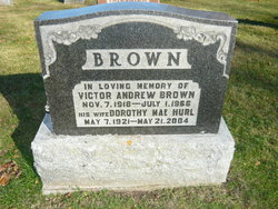 Victor Andrew Brown