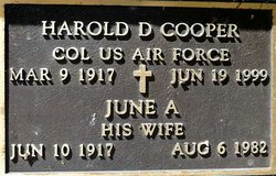 COL Harold D. Cooper