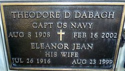 Eleanor Jean Dabagh