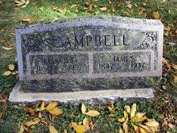 Harriet Elizabeth <I>Gilmore</I> Campbell