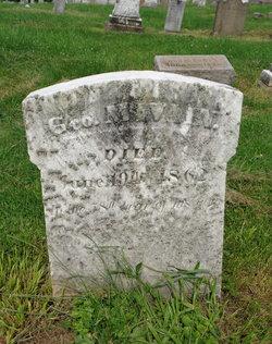 George McIlvaine