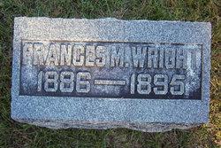 Frances M Wright
