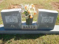Vivian Iris <I>Garrett</I> Baker