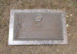 John Michael Benfer