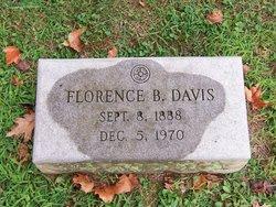 Florence B Davis