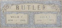 "William Clarence ""Willie"" Butler"