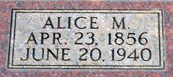 Alice M. <I>Thayer</I> Costello