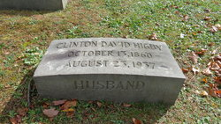 Clinton David Higby