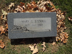 Mary Linda <I>Gladney</I> Stovall