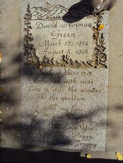 David Norman Green