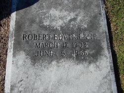 Robert Edwin Lane