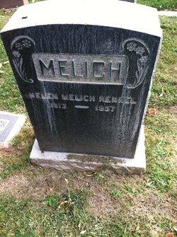 Helen <I>Melich</I> Renkel
