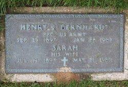 Henry J. Bernhardt