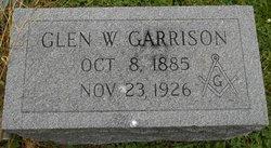 Glen W Garrison