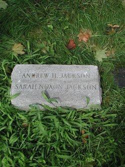 Andrew H Jackson